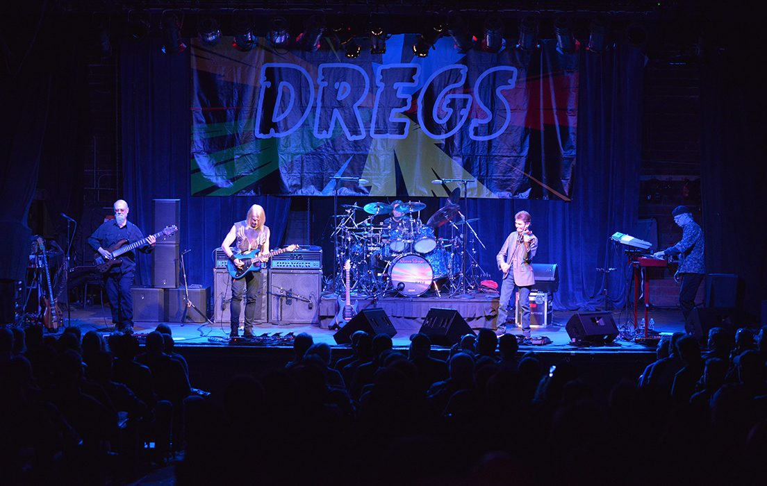 Dixie Dregs Concert Review