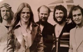 Dixie Dregs, March 23rd, 2018 Kent Stage