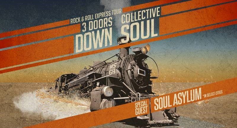 3 Doors Down and Collective Soul to Co-Headline Tour