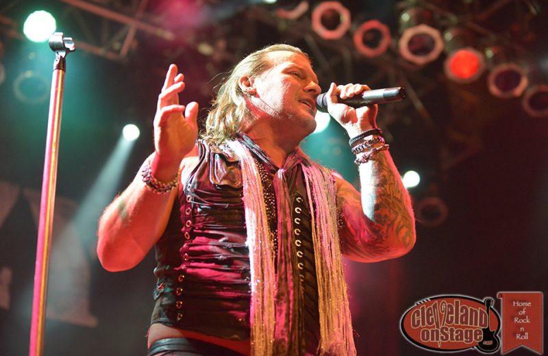 Fozzy Concert Photos