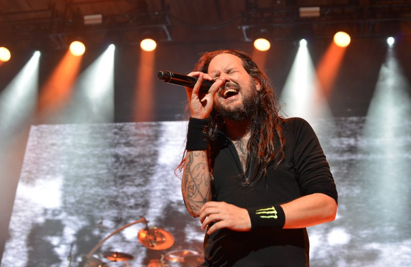 Jonathan Davis – House of Blues – May 9th, 2018