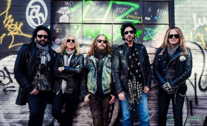 "THE DEAD DAISIES new album ""burn it down"" RELEASED today!"