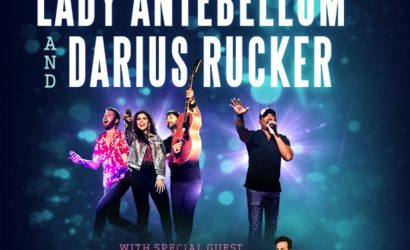 Lady Antebellum & Darius Rucker play Blossom Music Center on July 20th.