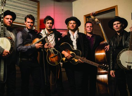Old Crow Medicine Show @ HOB in Cleveland on July 13th…