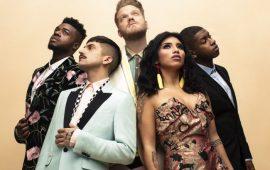 Pentatonix Bring 2018 Tour to Blossom Music Center on Sept. 13th, 2018
