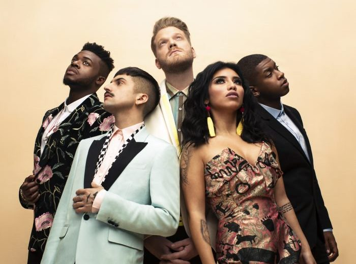 Pentatonix Bring 2018 Tour to Blossom Music Center on Sept. 13th, 2018