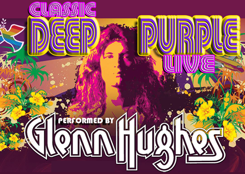 Classic Deep Purple Live with Glenn Hughes @ House of Blues 9/16/2018