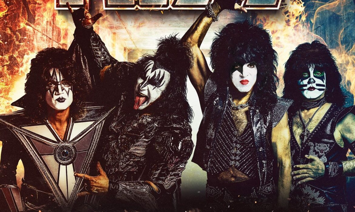 Kiss – End of the Road Tour – Cleveland, Ohio March 17th.