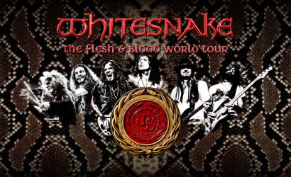 Whitesnake @The Agora May 15th, 2019